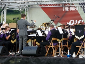 L'Eroica Britannia Stage Band