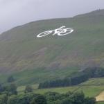 Tour de France Yorkshire Buttertubs