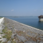 Dam Wall, Carsington Water