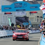 Llandudno finish