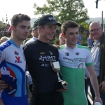 Monsal Hill Climb - Junior Podium