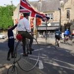 Eroica Britannia - Penny Farthing Start