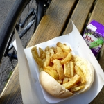 Castleton, Peak District - Chip Butty