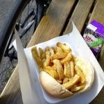 Castleton, Peak District - Chip Butty