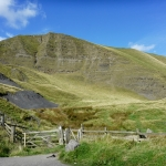 Mam Tor, Peak District Cycling