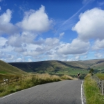 Peak District Cycling - Mam Tor