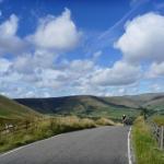 Peak District Cycling - Mam Tor