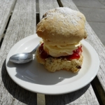 Peak District Cycling - Scone