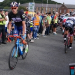 Tour of Britain - Stage 3 - Xandro Meurisse, King of the Mountains