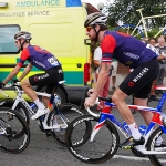 Tour of Britain - Stage 3 - Team Wiggins