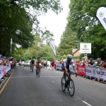 Tour of Britain - Stage 3 - KOM, Alderley Edge