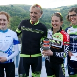 Monsal Hill Climb 2016 - Women's Podium