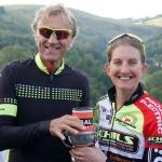 Monsal Hill Climb 2016 - Lou Bates & Malcom Elliott